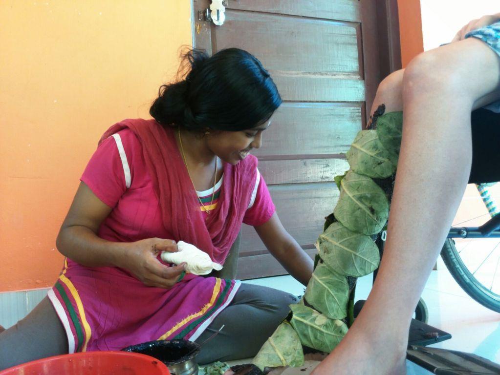 simona anedda sclerosi multipla india