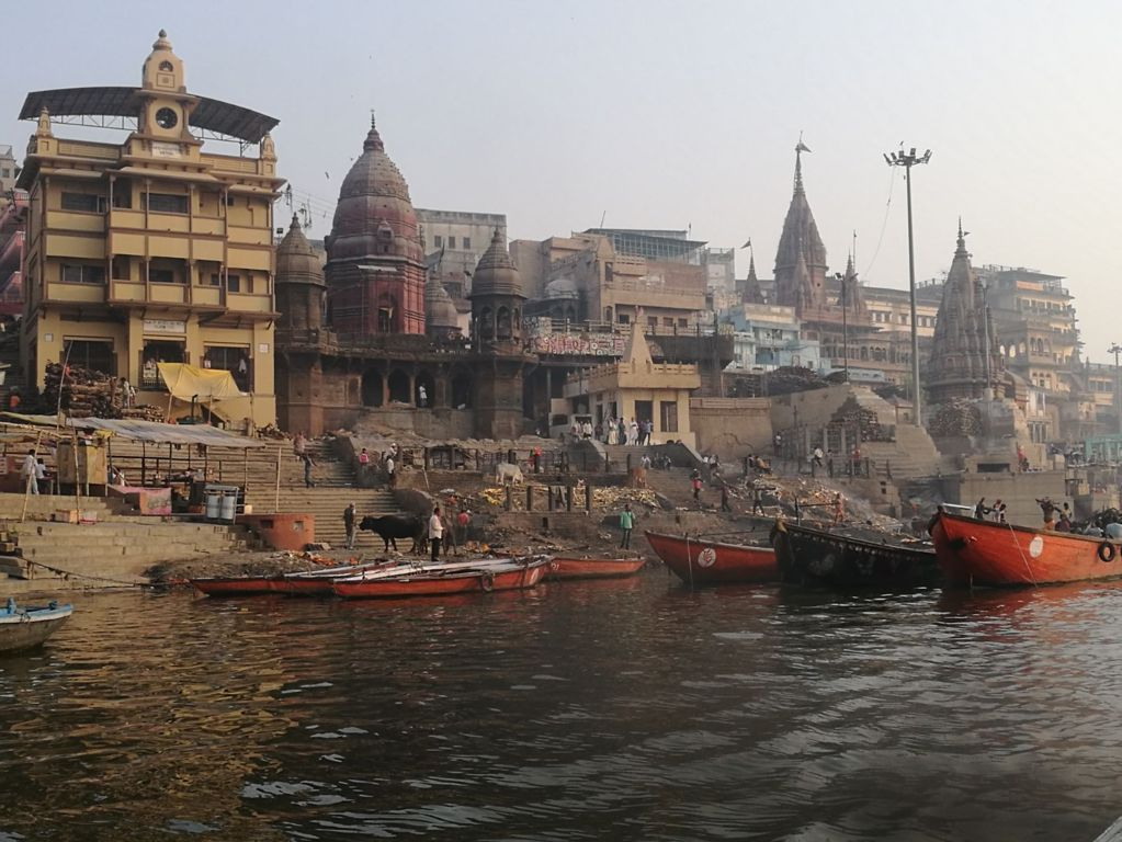 Alba sul Gange (13)