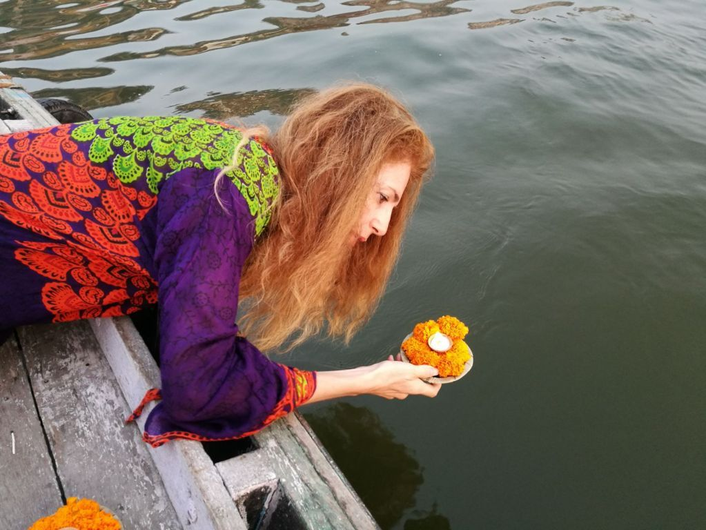 Alba sul Gange (16)