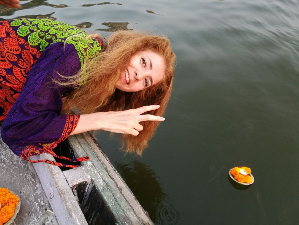 Alba sul Gange (17)