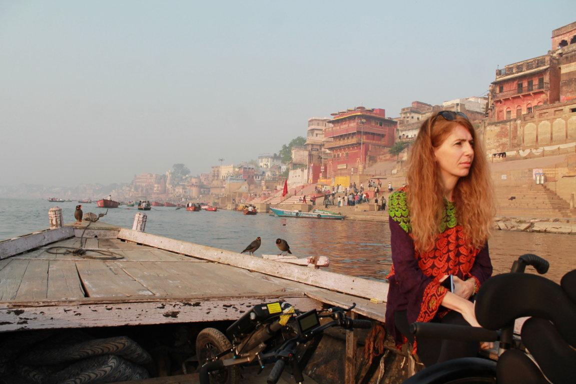 Alba sul Gange (9)