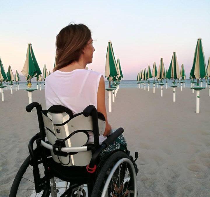 In viaggio con simona simona anedda sclerosi multipla for Fisico sedia a rotelle