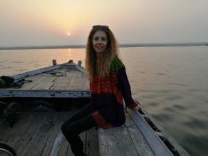Alba sul Gange (2)