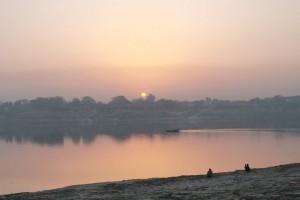 Alba sul Gange (3)