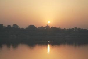 Alba sul Gange (7)